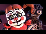 SFM FNAF Sister Location Music Video: Dont Hold It Against Me by Trapper John