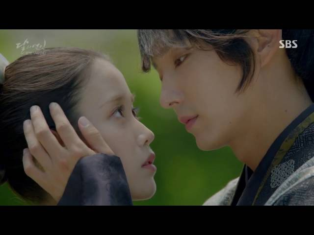 Moon Lovers EP 14 SLOW MOTION *Kiss 3* Full