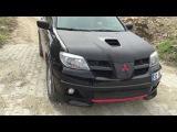 Mitsubishi Outlander 2.0 Mt turbo 288 hp Evo 9 yaz