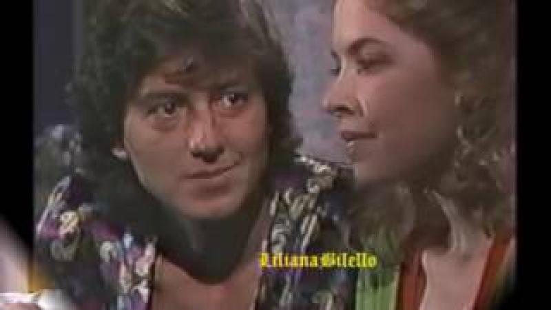 Andrea del Boca y Gustavo Bermudez maravillosa pareja