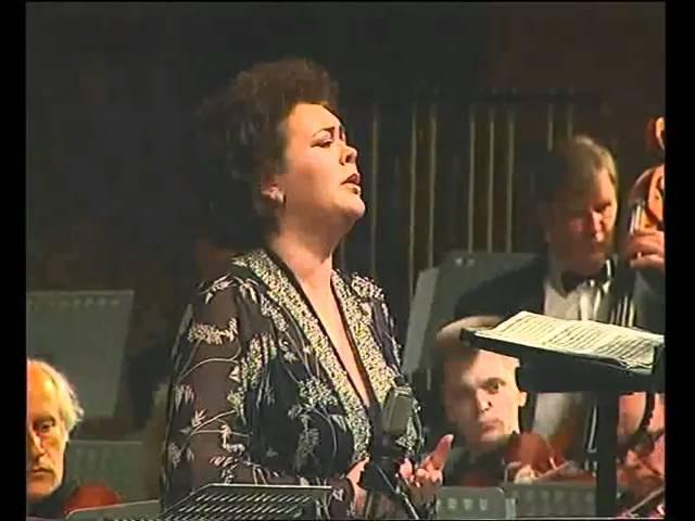 G.Verdi Un ballo in maschera, Amelia's aria Violeta Urmana
