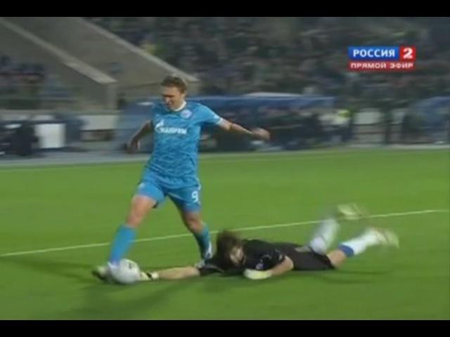 Зенит 3-0 Волга (НН) / 27.10.2011 / Премьер-Лига