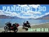 Pangong Tso Lake to Leh