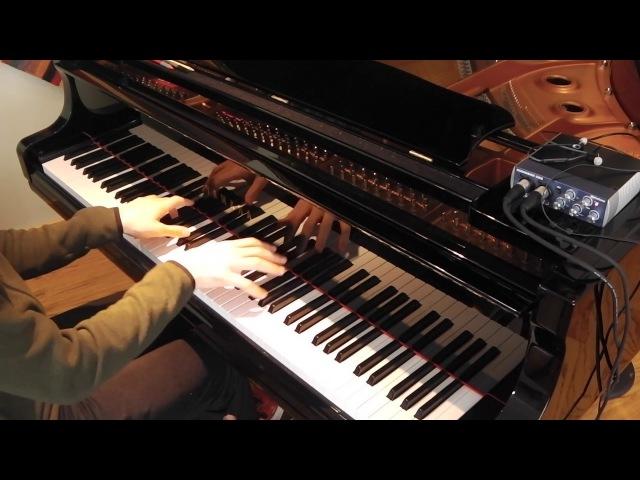 Casshern Sins OP - Aoi Hana (Piano Cover)