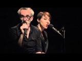 Vincent Delerm et Jeanne Cherhal - Quand on est tr