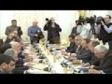 Sergey Lavrov Meets Iranian Foreign Minister Zarif