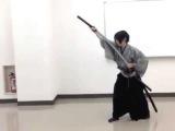 The Amazing Skill of Tenshin Ryû Hyohô Battô Jutsu Practitioners 天心流 兵法 抜刀術