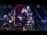 Lady GaGa - Intro, Born This Way &amp Bad Romance Live @ Radio1's Big Weekend (R1BW)