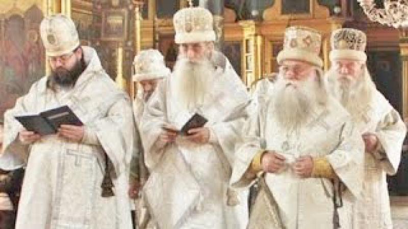 Праздник свв жен мироносиц на Рогожском Старообрядцы Lipoveni Old believers