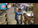 БАЛАГАН СИТИ Воронеж - Волшебный город ресторан Пиратский корабль Старинные улочки ЗВЕРОПОЙ ИГРУШКИ
