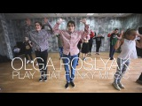 Wild Cherry Play That Funky Music Choreography by Olga Roslyak D.Side Dance Studio