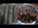 Печеночная колбаса в самодельной оболочке (обалденно вкусная и нежная колбаска из куриной печени)