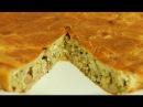 Заливной пирог с капустой на кефире. Заливной пирог на сковороде.