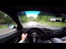 E36 318is wet uphill drift onboard