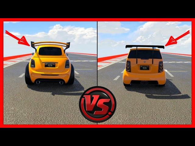 GTA 5 | Panto vs Brioso R/A | Сравнение Авто