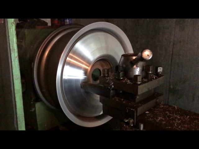 Алмазная шлифовка дисков RideSide workshop