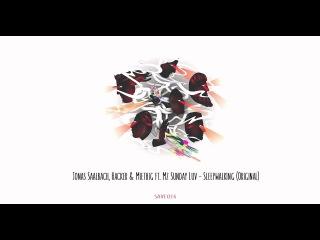 Jonas Saalbach, Hacker & Miethig ft. Mz Sunday Luv - Sleepwalking (Original Mix) [Save Us]