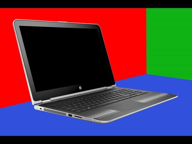 Видеообзор ноутбука-трансформера HP Pavilion X360 15-bk001ur