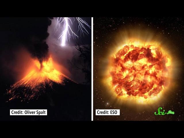 Самый горячий объект за всю историю | Озвучка DeeAFilm
