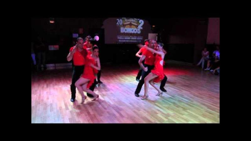 ASB BACHATA DANCERS - Mi Santa (Manisero) (8 junio 2013)