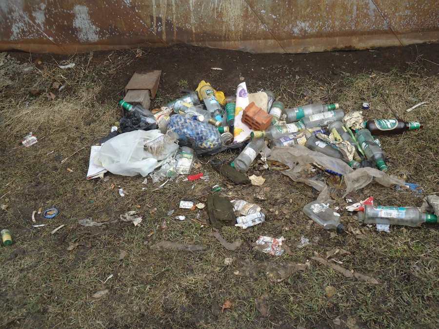 Красногвардейск очистят от мусора