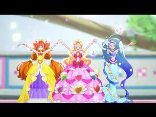 Precure All Stars Spring Carnival♪ Go! Princess Precure Dance