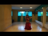 Lely Najmah Belly Dancer - Brazil. Drum Solo 1474