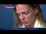 Юлия Ефимова расплакалась после успеха на Олимпиаде в Рио