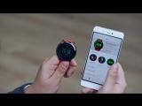 Умные часы от Xiaomi- полный обзор, отзыв. Xiaomi Huami Amazfit обзор на русском.