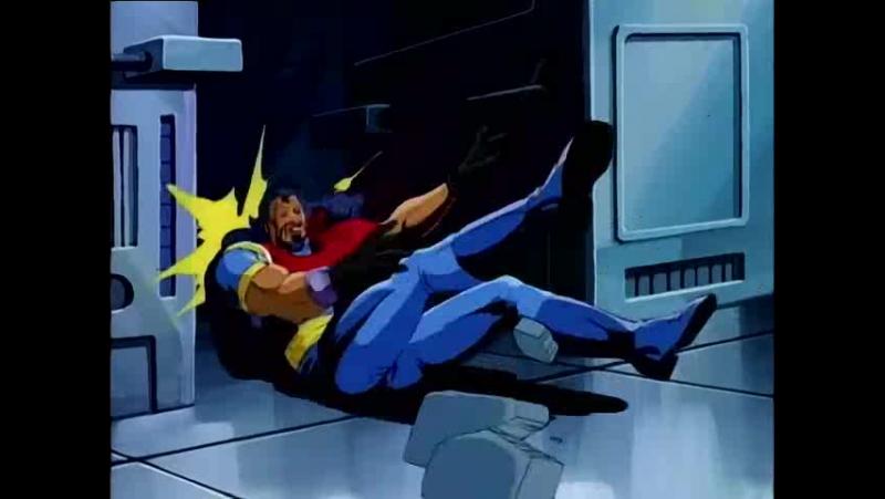 Люди Икс (4 сезон .2 серия) 1992