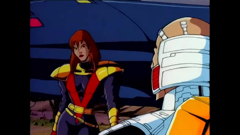 Люди Икс (4 сезон .7 серия) 1992