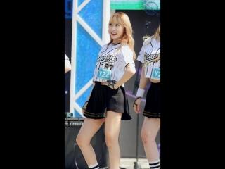 [Fancam] 160519 Sungkyunkwan University Y24 Mo Mo Mo @ Luda