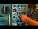 Работа бортинженера ТУ 154 Запуск ВСУ силовых агрегатов проверка энергосистемы