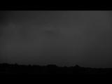 Lightning Storm Recorded at 7000 Frames Per Second