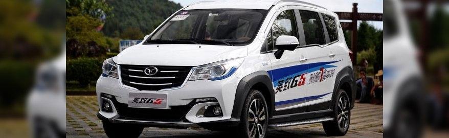 В Китае стартовали продажи Weichai Enranger G5