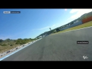 Бортовые видео прохождения круга трассы Херес на Honda