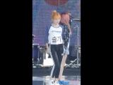 160903 스카이페스티벌 레드벨벳 (Red Velvet) 슬기 (Seulgi) 리허설 (Rehearsal) 직캠 덤덤 DUMB DUMB by Spinel