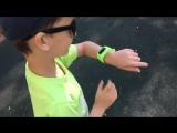 Умные детские часы с GPS трекером модель Q50