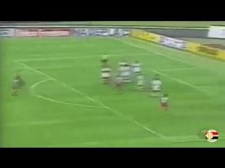 Ретро дня. 20 лет назад вратарь Рожерио Сени забил первый гол в карьере