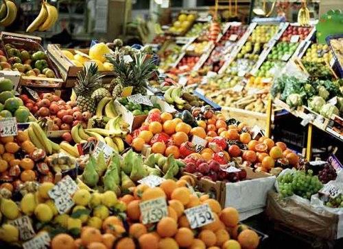В Симферополе подорожали фрукты
