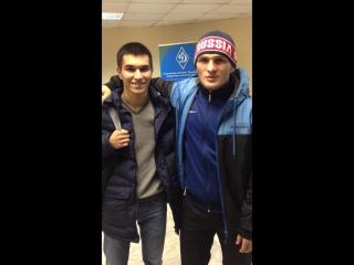 Хабиб Нурмагомедов передает салам осетинским пацанам