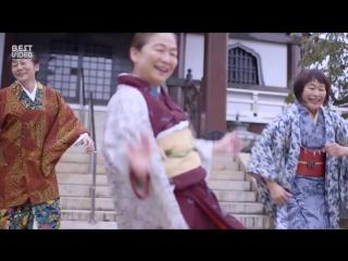 Японские бабушки танцуют под песню Бруно Марса