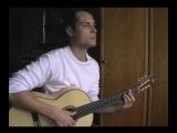 "Hallelujah ""Аллилуйя""  - guitar cover"