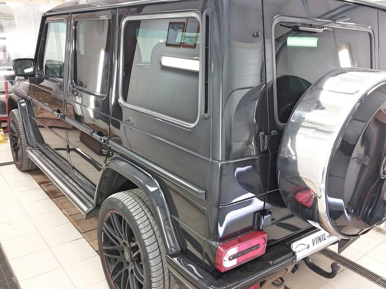 Mercedes-Benz G-класс ( Гелендваген )