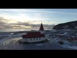 Фантастическая красота зимней Исландии! | Fantastic beauty of winter in Iceland!