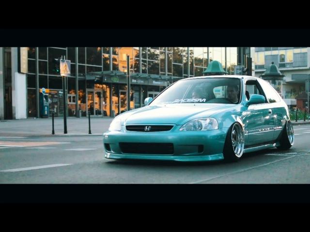 Mint Honda Civic EJ9 RACEISM KAROL | CZERNECKI