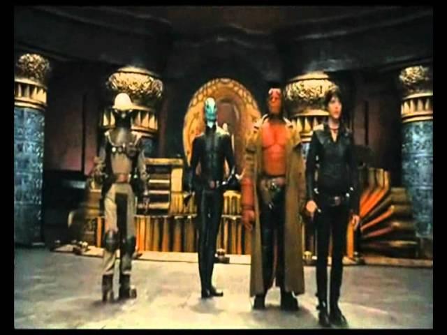 Фильм Хеллбой II Золотая армия (русский трейлер 2008).wmv » Freewka.com - Смотреть онлайн в хорощем качестве