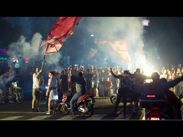 RSB Inside Beogradska zvona zvone da pozdrave sampione UEFA MAFIA KOSOVO JE SRBIJA