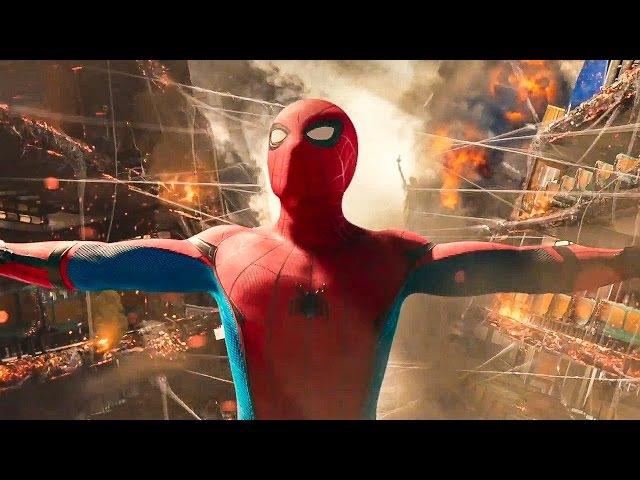 Человек-паук: Возвращение домой — Русский трейлер 2 (2017)