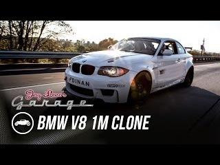 2008 BMW V8 1M Clone - Jay Leno's Garage